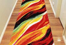 Runner Rugs / It's very creative & graceful way to welcome any one coming to your home. It is to designed to be placed in the passage of lobby or in the hall & can be placed inside or outdoor of your house as it's easy to maintain & looks very fascinating which makes guest feel warm. It lighten up your setting and it's for decorative purpose.