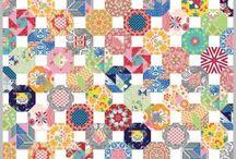 Octagons / 8 sided quilt blocks