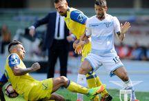Serie A 16/17. Chievo vs Lazio