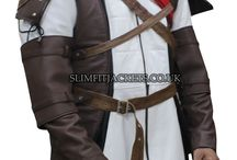 Assassin's Creed Black Flag Edward Kenway Costume / Assassin's Creed Black Flag Edward Kenway Costume is available at Slimfitjackets.co.uk at a discounted price with free shipping across UK, USA, Canada and Europe. For more visit: https://goo.gl/jTawD4