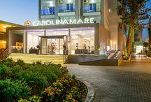 Carolina Mare / Carolina Mare Hotel in Malia,Crete