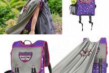 Superhero Backpacks for Girls / by DaphDaph