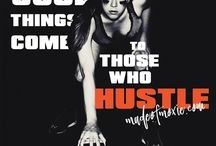Who Run the World? We do. / Made of Moxie Quotes