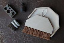 REDHEAD ECO SWEEPER / Sweeper & Brush by Magdalena Tekieli