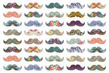 Mustache :D :O