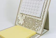 Календари для офиса. скрап