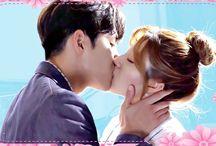 Korean Drama Romantic Kiss Scene Collection