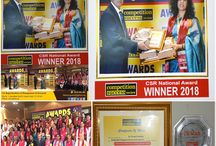 Director General, GLBIMR Conferred with the Award by CSR