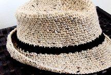 yazlık şapka yapımı