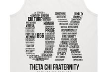Theta chi / Coolers, t-shirts, posters