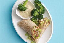 Lunch ideas... / by Sonia Montoya