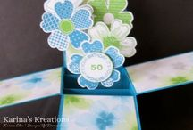 Stampin Up - Flower Shop / by Whitney Ulsas