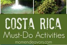 Cestování-Kostarika