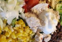 Salads / by Karen Rosielle