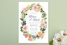 Wedding Invitations. Ideas / Ideas for wedding invitations