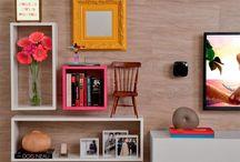ideias apartamento / sugestoes de decoração de apartamentos pequenos!!!