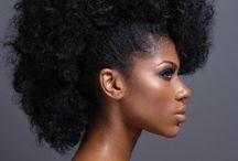 T R A N S I T I O N / Natural Hair