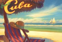 Vintage Travel Posters / by Andrea Pearce