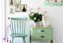 Home Styling: Nursery/Kids Room