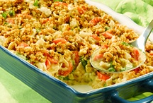 Casserole Recipes from Culinary.net / Make something the whole family will crave.  Casseroles!