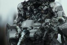 mecha / all about robot