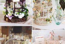 Lanternes /Cages fleuris