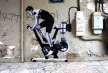 Utopia / Street Art / by Ana Filigrana