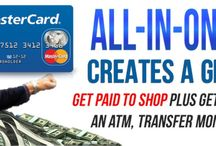 Products ( ASW MasterCard) /  Change your CARD. Change your life.  THIS DRBIT CARD PAY FOR YOU !! 12 Ways To Earn Extra Income.