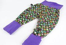 DIY: Kinder Nähprodukte / Pumphosen, Knistertücher und vieles mehr für Kinder bei uns bestellen/kaufen!