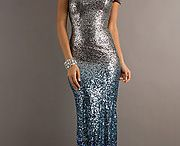 Buy Floor Length Sequin Sweetheart Dress at PromGirl / 240 usd