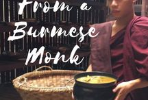 Myanmar & Bhutan | Travel / Discover two Buddhist countries of Asia: Myanmar and Bhutan