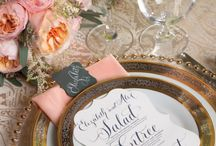 Etiquette and Table Settings
