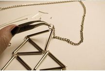 Chained Necklaces