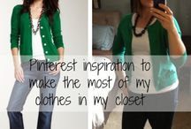Style makeover  / by Suzie Osterman