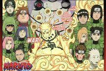 Naruto / by BuenoGabriela♛