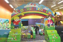 Indoor Open Playground/ Toddler Zone