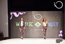 Santiago Fashion Week  #SFW / Nuestro desfile en el #SFW ¿Cuál fue tu momento favorito?
