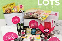 Posh-mazing! / All the fun, pretty, shiny things from PP! / by Angela Heyer