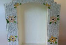 mozaik oltár