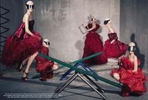 Fashion Editorials / by Fashionista Barbie Danielle Wightman-Stone