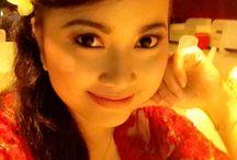 make up / braidsmaid make up