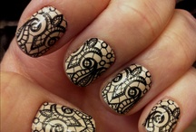 nail / by Nikki Sams