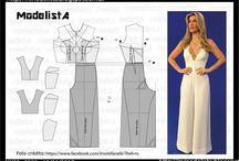 Modelos de roupa