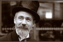Dapper/Gentry / High class of the gentleman kind.