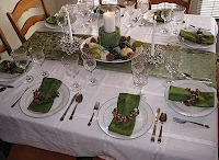 My Decorated Tables