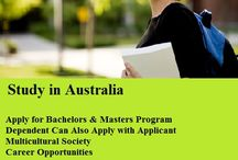Study in Australia !!!