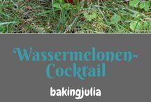Getränke / Cocktails / Sommer - Getränke - Cocktails - Rezepte - Einfach - Alkoholfrei