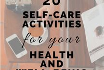 Self Care Ideas and Inspriation