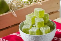 PreGel's Sweet Confections / Check out these candy and confection recipes! For more visit: www.pregelrecipes.com