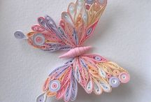 Quilling - Butterfly